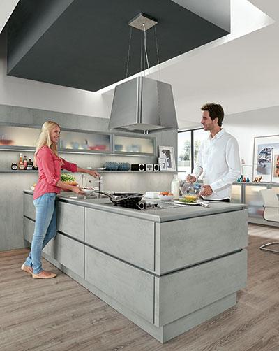 Cocinas alemanas calidad y dise o for Marcas de cocinas alemanas